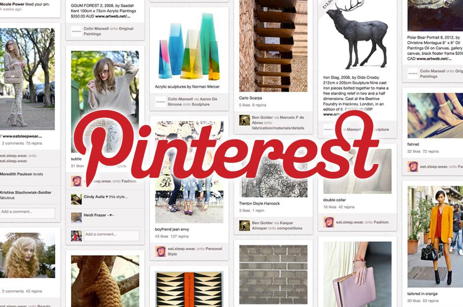 Pinterest продвигает рекламные пины через email-рассылку