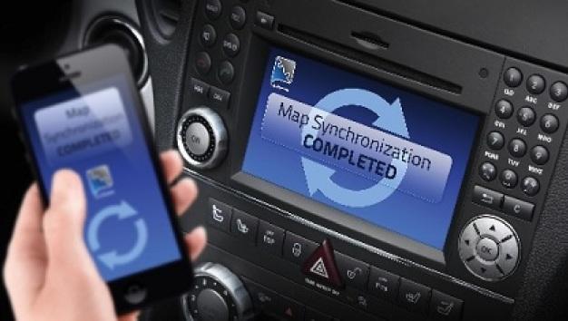 Платформа NavFusion объединит автомобиль, смартфон и облако в единую экосистему
