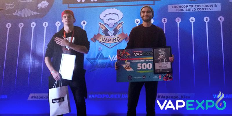 Победитель Cloud Contest WSOV: «Меня спасло то, что было две категории»