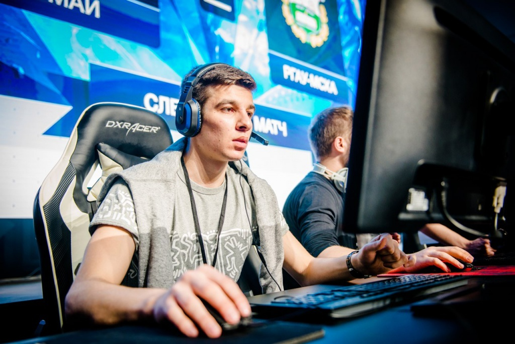 Победу в студенческой eSports-лиге одержали студенты ФГАОУ ВО СПбПУ