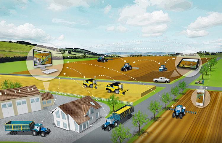 Почему у точного земледелия большое будущее. Инфографика