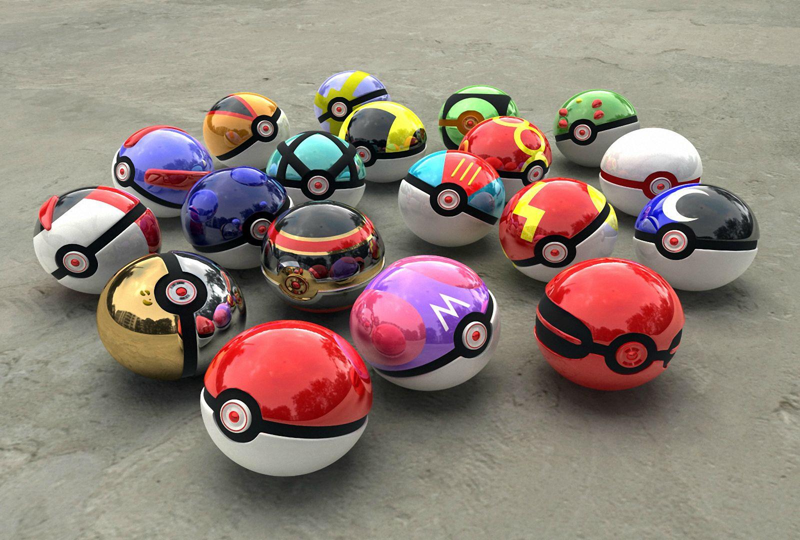 Pokémon GO: найти и поймать. Всех их!