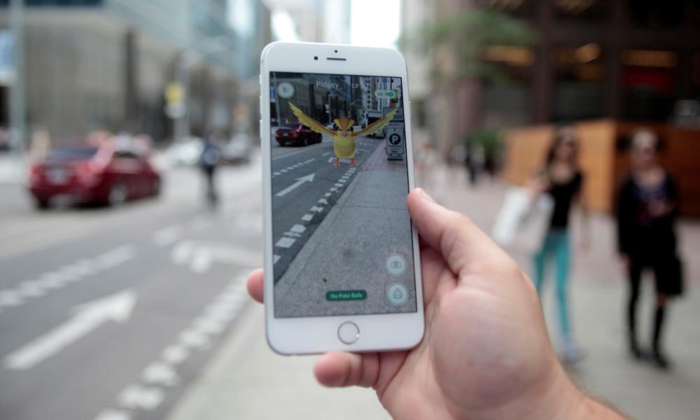 Pokémon go more popular than instagram