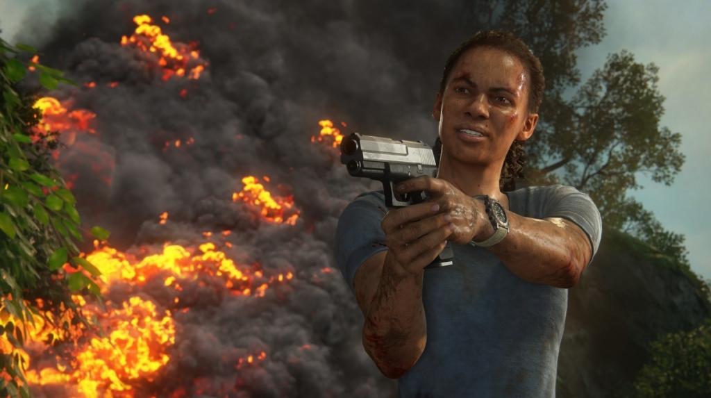 Показали десятиминутный геймплейный ролик спин-оффа Uncharted 4