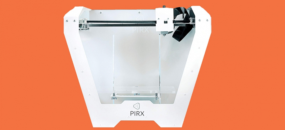 PIRX One: New 3D Printer From Poland