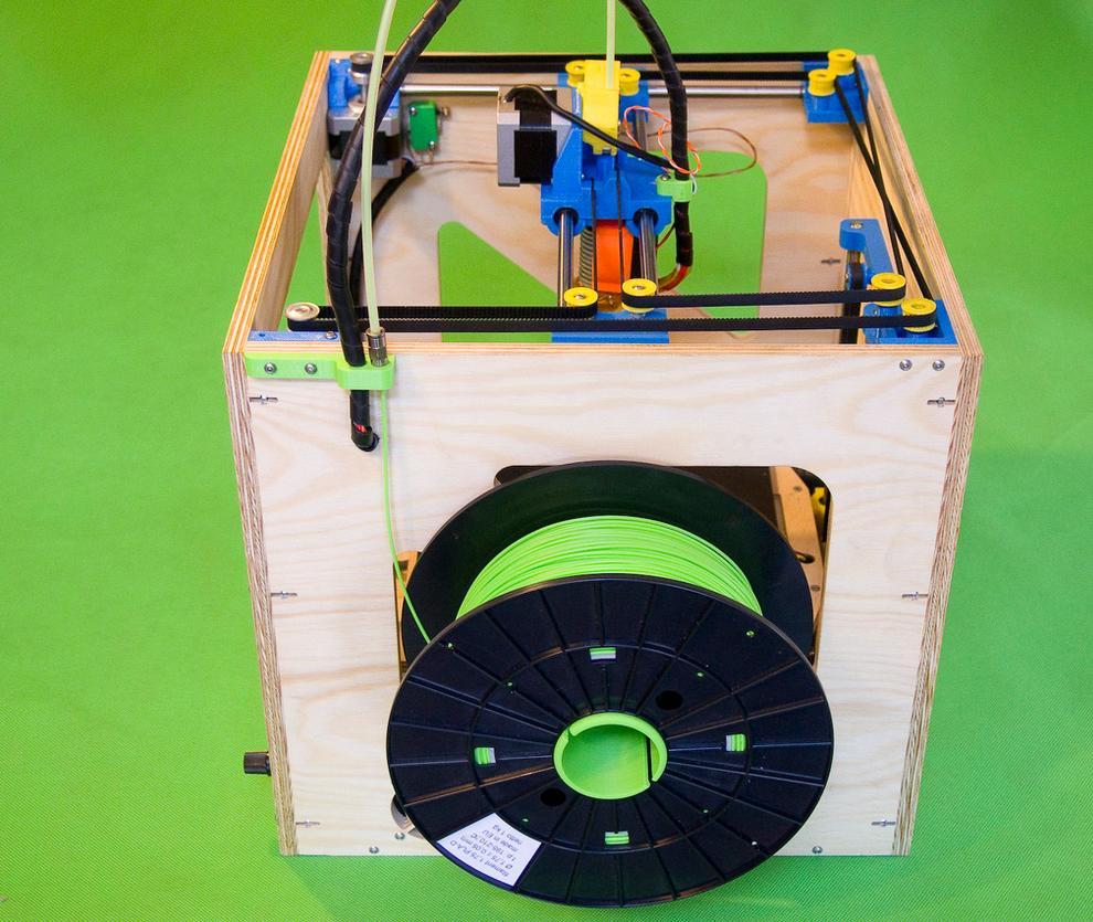Польский дизайнер собрал 3D-принтер X3D XS CoreXY с открытым исходным кодом