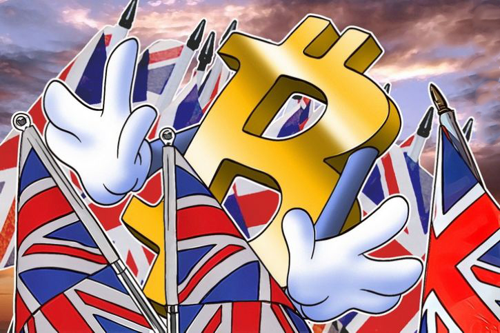 После Brexit биткоин стал стабильнее британского фунта