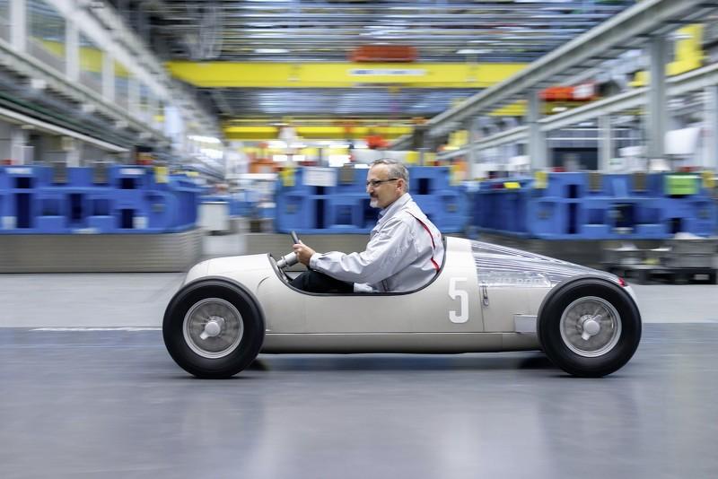 Появился 3D-печатный автомобиль от Audi