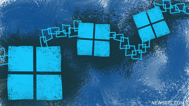 Появился облачный сервис на базе блокчейн от «Майкрософт»
