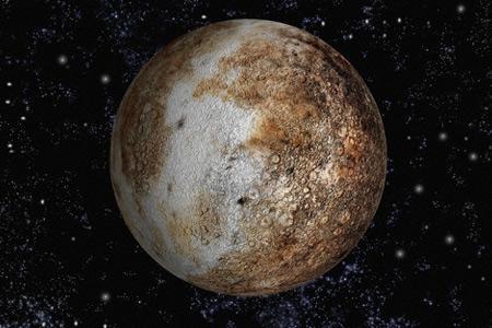 Появился снимок мистического спутника Плутона под названием Цербер