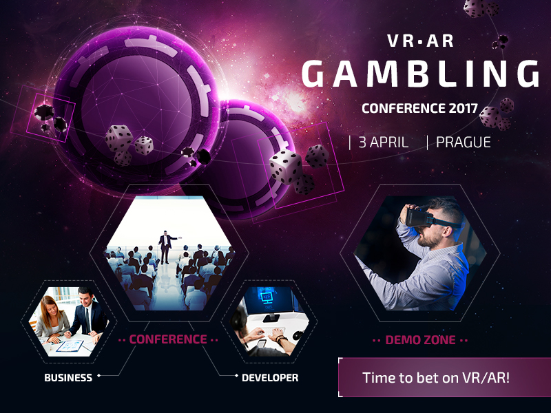 Prague to host world's first conference dedicated to VR and AR gambling