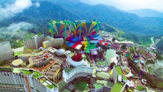 Правительство Малайзии блокирует сайты азартных игр