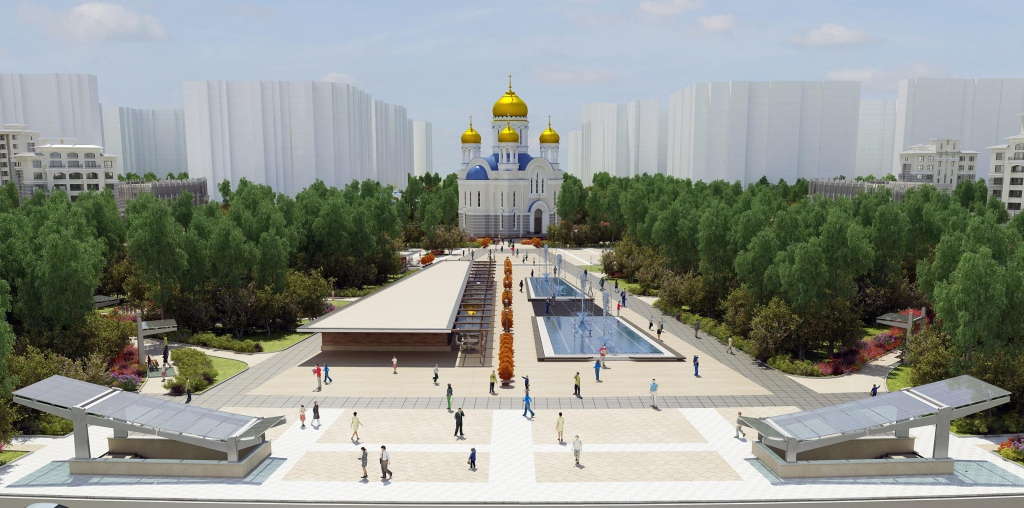 Government focuses on smart aspect of New Moscow