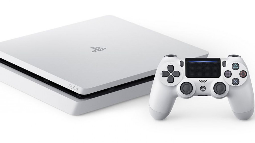 Праздники продолжаются: в этом месяце выходит PS4 Slim «Белый ледник»