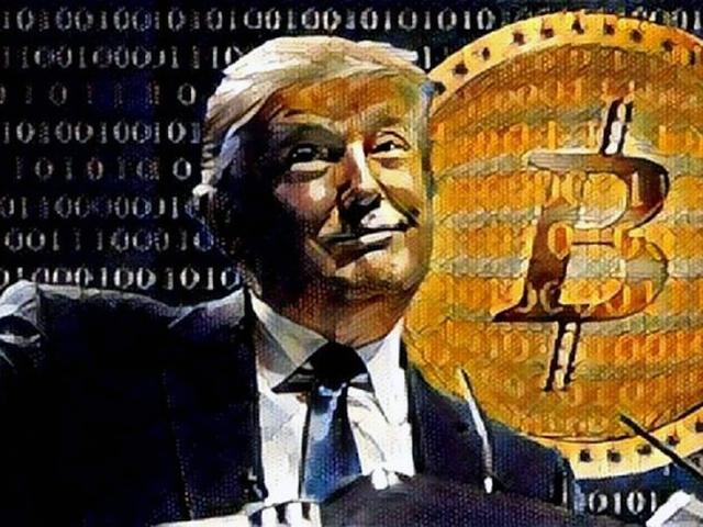 При Трампе криптовалюты станут популярнее – прогнозы финансистов