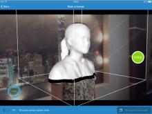 Приложение Itseez3D создаст трехмерное «селфи»
