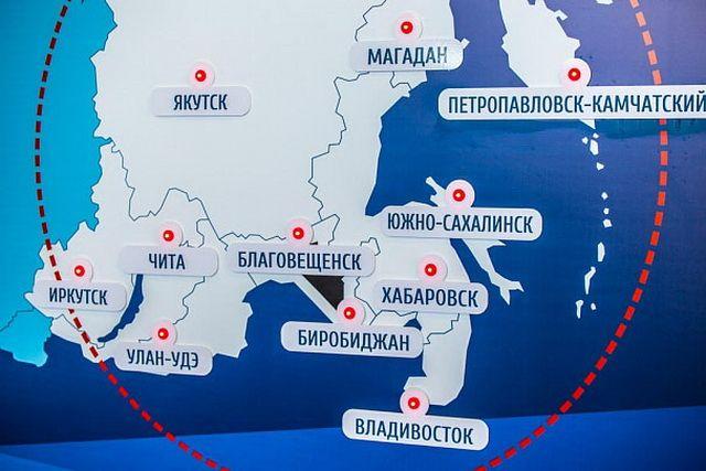 Приморье станет туристическим хабом Восточного кольца России