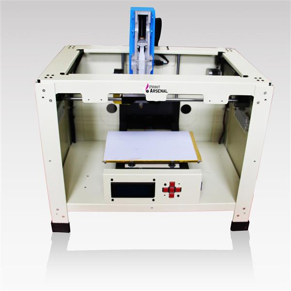 Print Arsenal запускает новый шоколадный 3D-принтер на Indiegogo