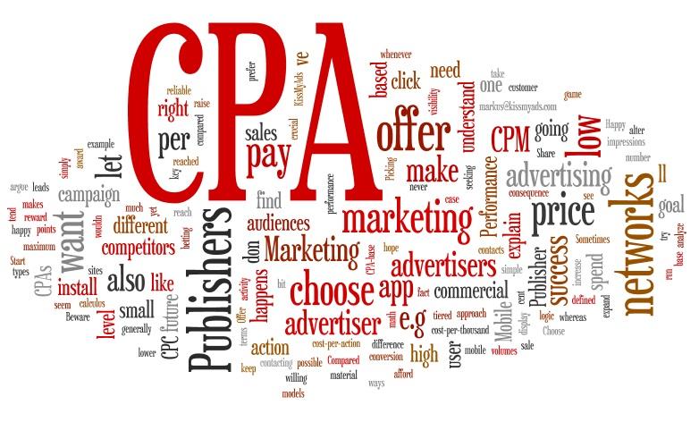Принципы заработка на CPA-сетях