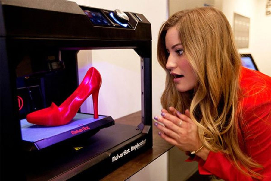 Промышленные аддитивные технологии: главные преимущества 3D-печати