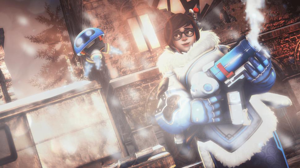 Перейнятися духом свята в Overwatch допоможе «Зимова казка»