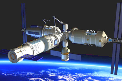The second negotiation between the USA and China over cooperation in space exploration