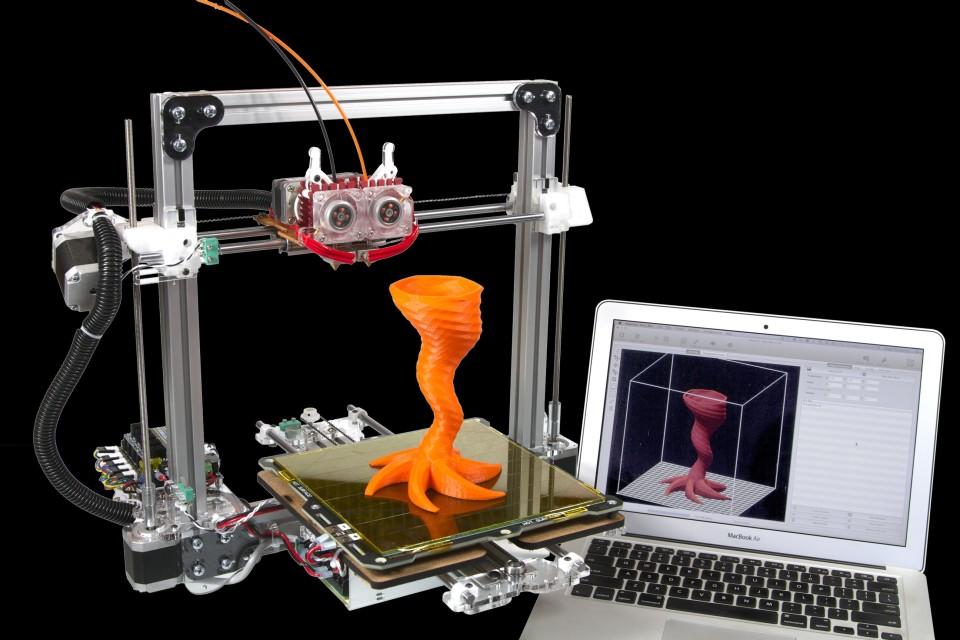 Пятисоттысячный 3D-принтер и история успеха рынка 3D-решений