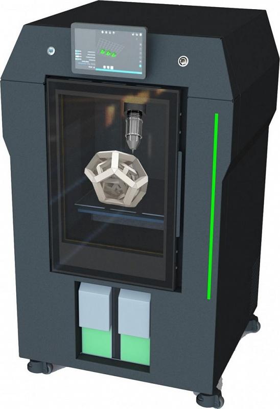 Quant 3D пополнила свой ассортимент промышленным 3D-принтером Q1000