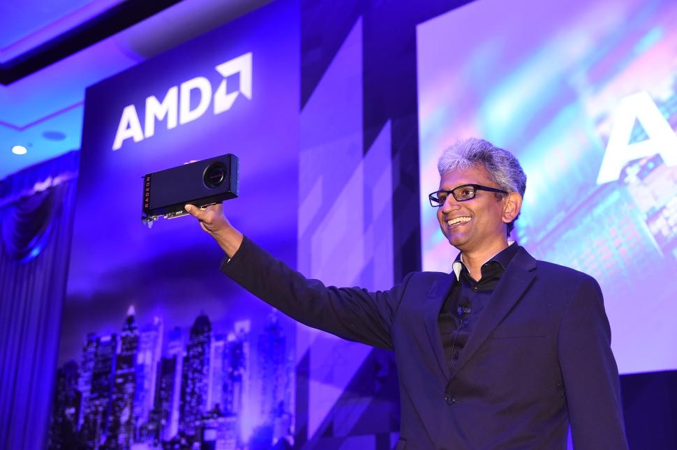Radeon RX480 – адаптер, доступный для VR