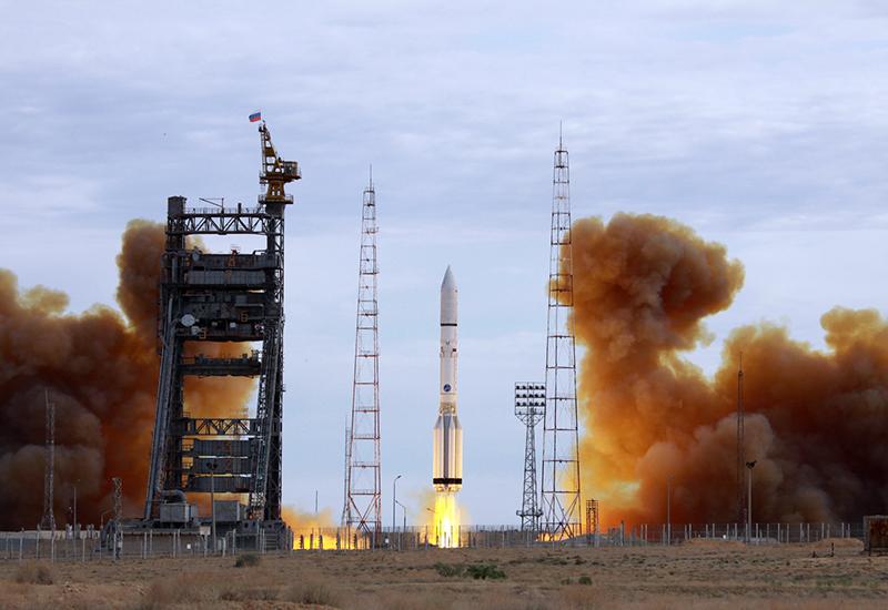 Ракетоноситель «Протон-М» благополучно стартовал с «Байконура»