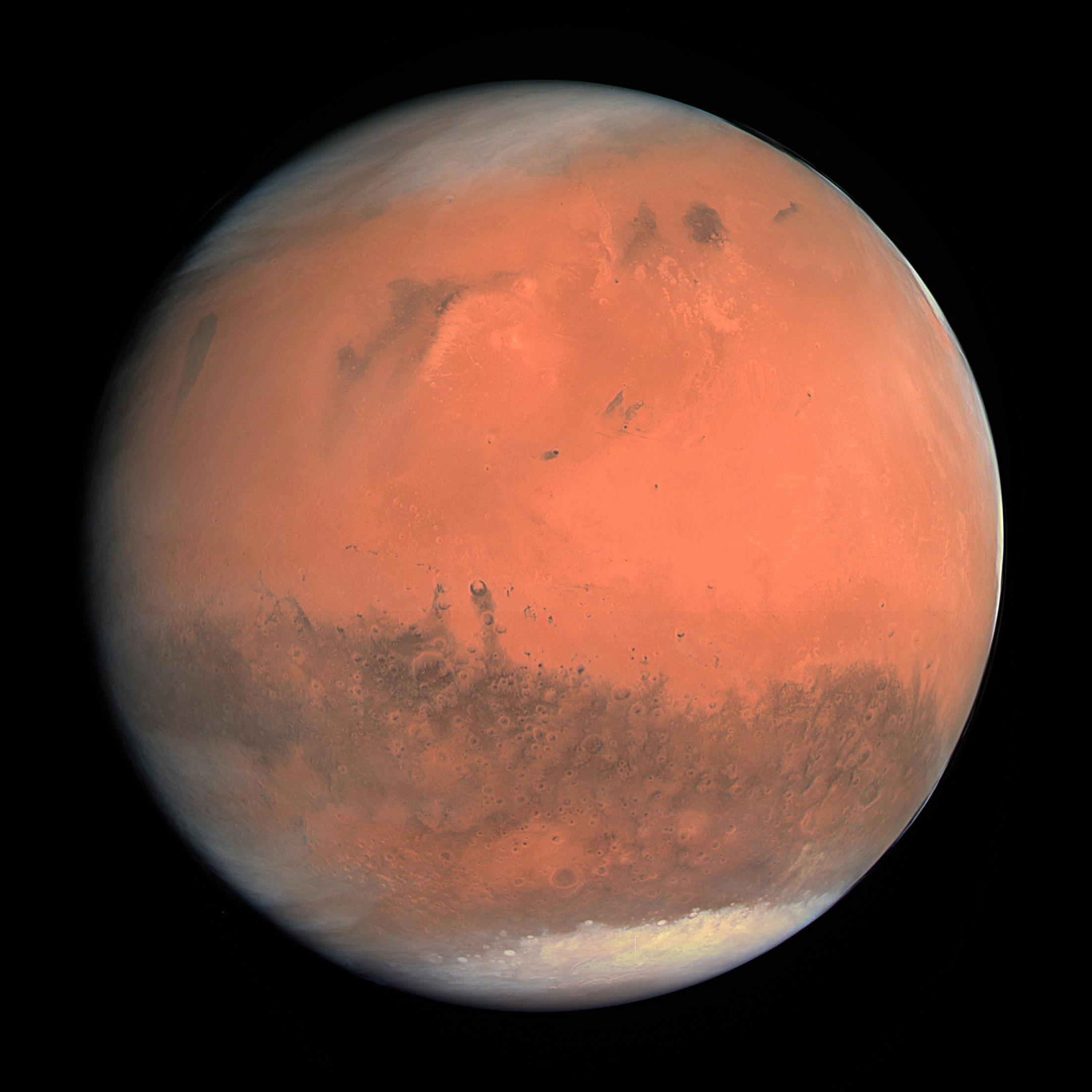 Раскопки на Марсе! Как астронавты будут выживать и обустраиваться на Красной планете