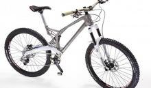 Распечатанная на 3D-принтере рама для велосипеда Empire MX-6