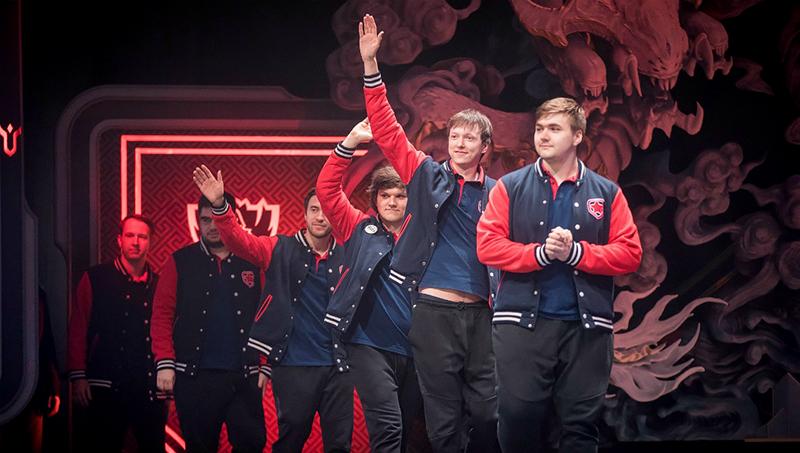 Расплата за поражение: коллектив Gambit LoL лишился двух тренеров