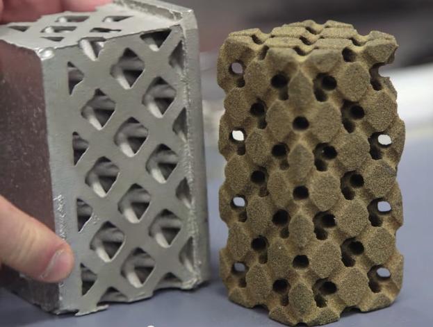 Разработан 3D-принтер, печатающий медью