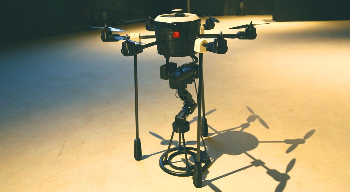 Разработан проект дрона-сапера