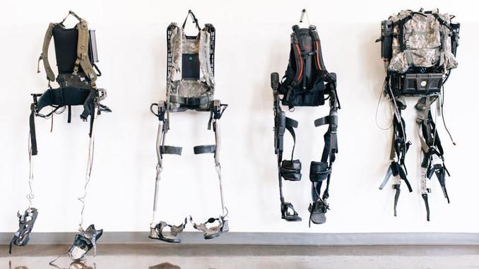 Разработчик экзоскелетов Ekso Bionics заручился поддержкой Vodafone, чтобы расширить масштабы производства