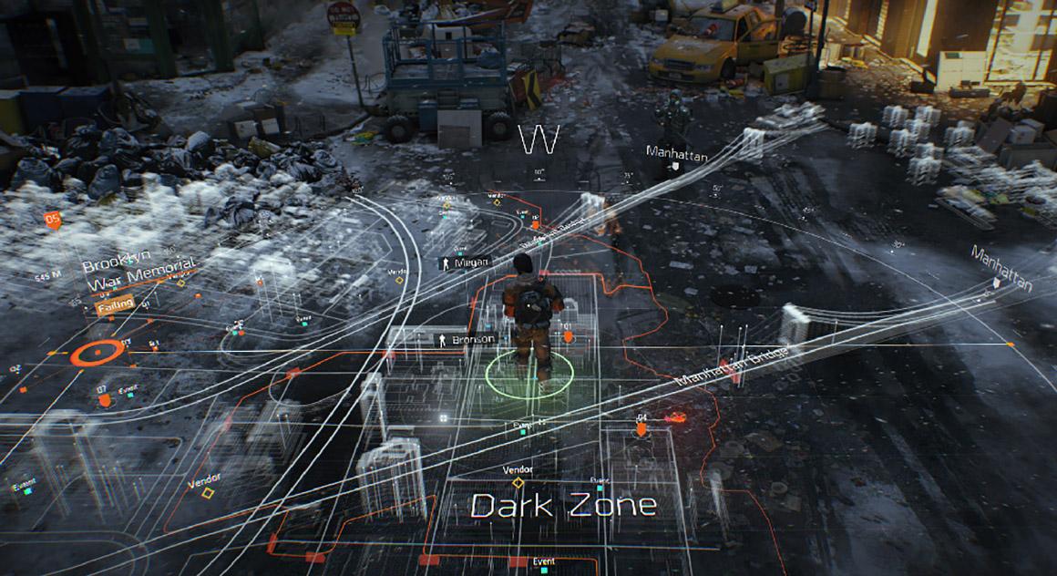 Розробники Tom Clancy's The Division планують слідкувати за гравцями