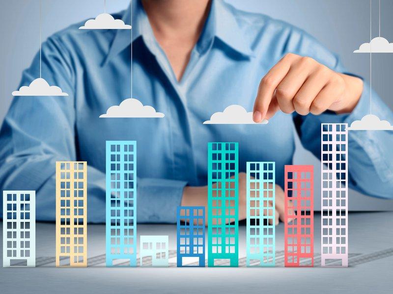 Регистрацию прав на недвижимость переведут на блокчейн
