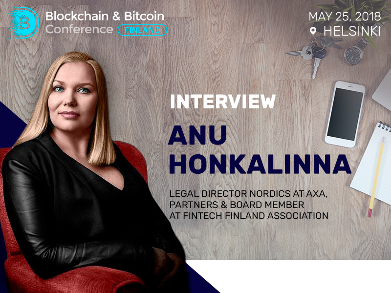 Regulations will always be behind innovations - Anu Honkalinna, Fintech Finland Association
