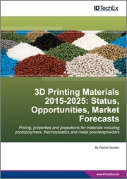 3D printing materials market will increase ten-fold to $8bn by 2025