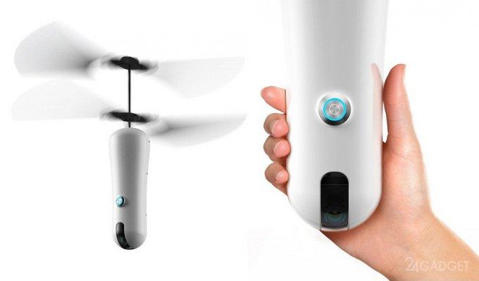 ROAM-e: дрон для уникальных селфи