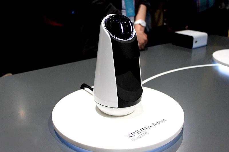 Робот Xperia Agent приготовит для вас кофе