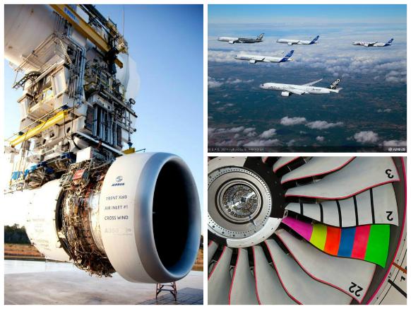 Rolls-Royce проведет летные испытания авиадвигателя с 3D-печатной турбиной