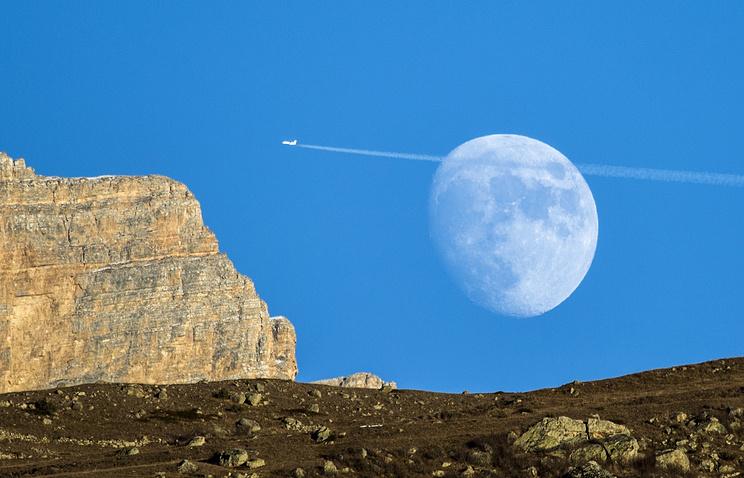 «Роскосмос» построит жилой комплекс на 12 человек на Луне