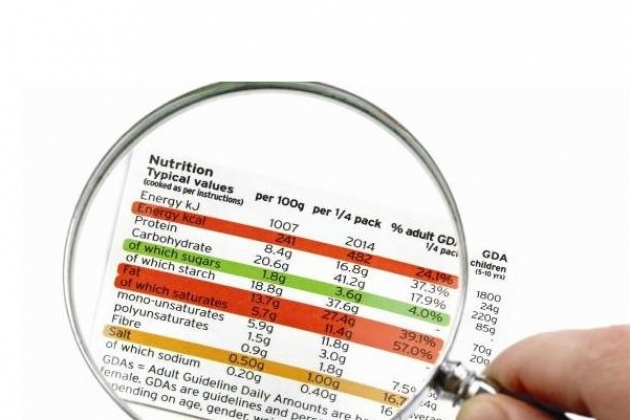 Роспотребнадзор предложил ввести в ЕАЭС цветную маркировку продуктов