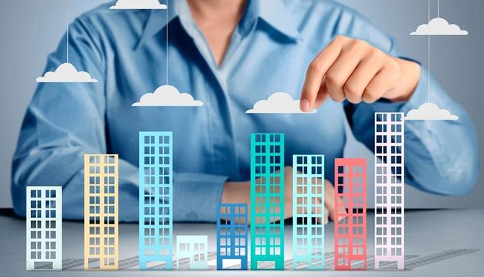 Росреестр и ВЭБ переведут сделки с недвижимостью на блокчейн
