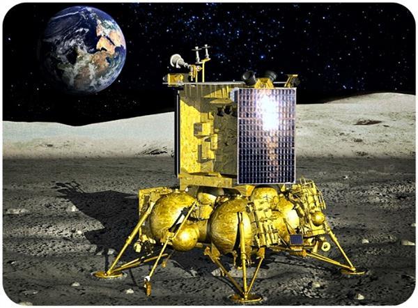 Россия может основать на Луне базу, построенную с помощью 3D-печати