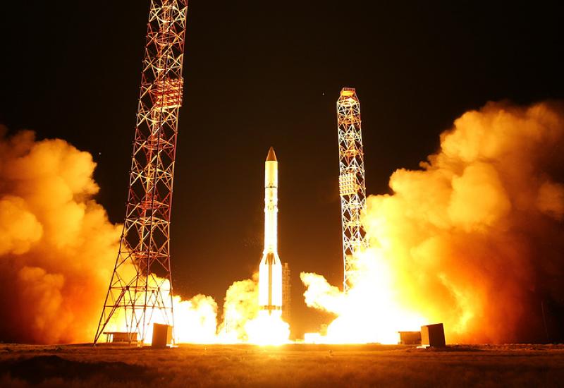 Россия выпустит десять «Протонов-М» в 2018 году