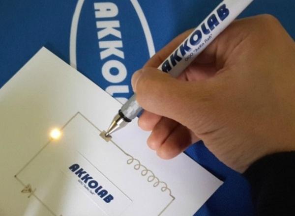 Российская компания «АкКо Лаб» создала чернила для печати электронных приборов