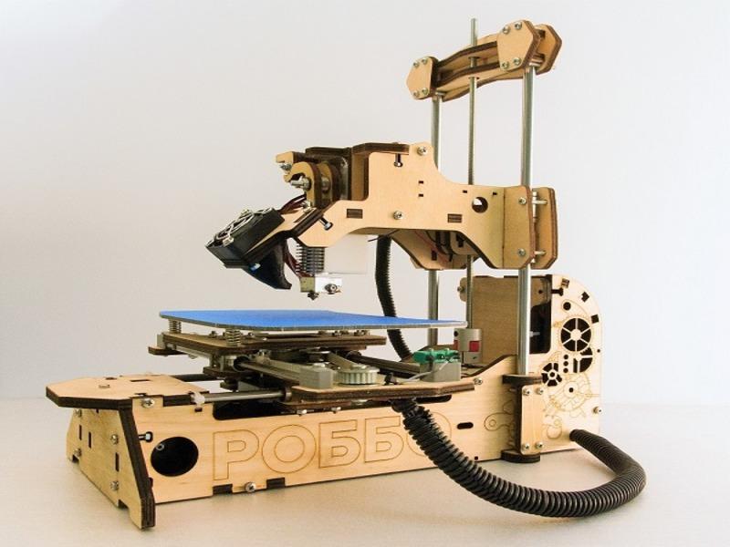 Российская компания создала детский 3D-принтер